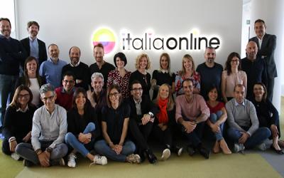 Italiaonline, boom of the vertical portals