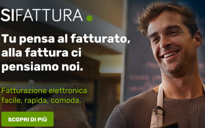 Libero SiFattura, the ideal administrative management system for professionals
